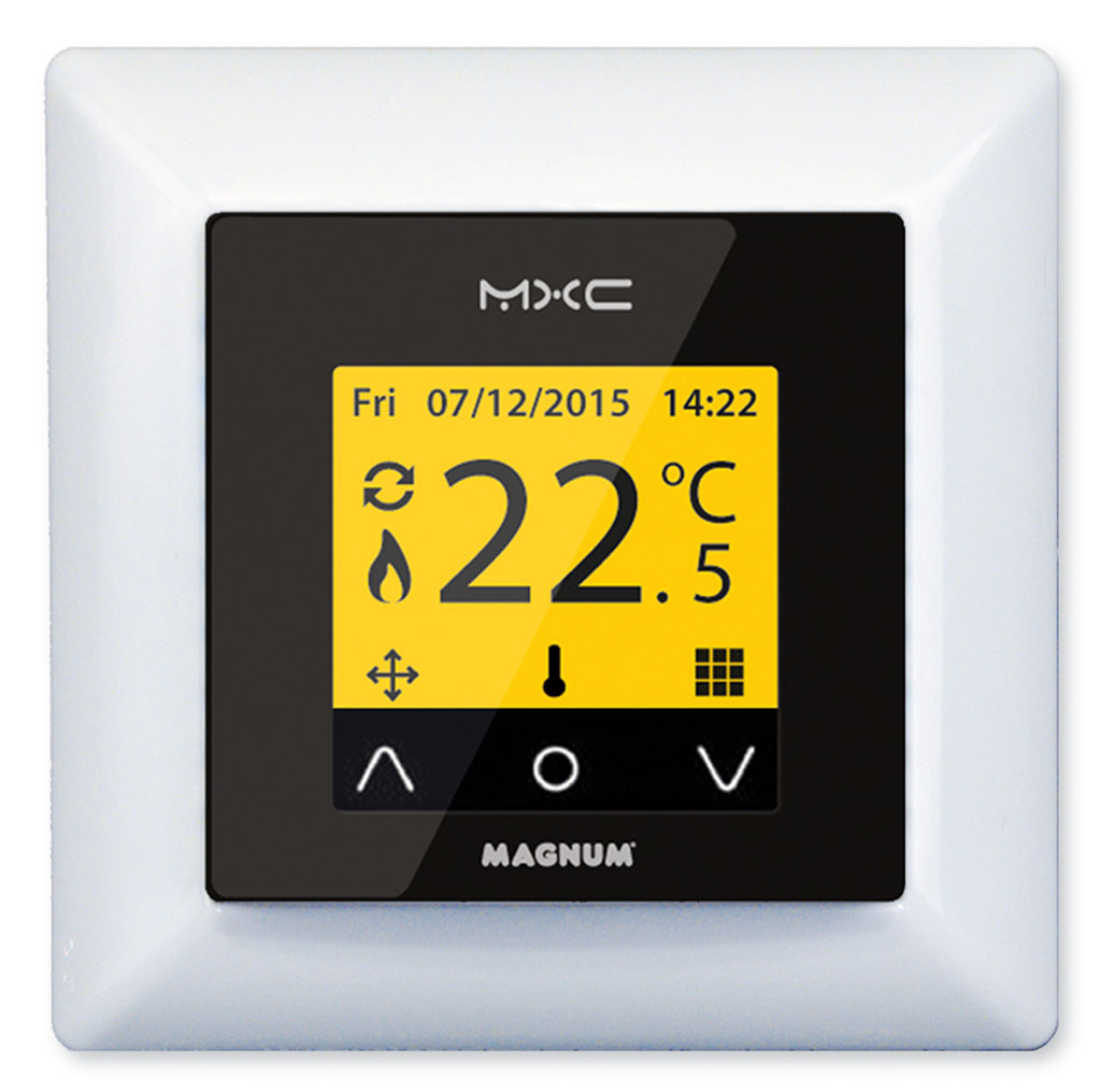Thermostats Electric Under Floor Heating Thermostat Magnum X Treme Control